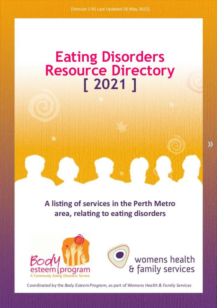 Eating Disorders Resource Directory